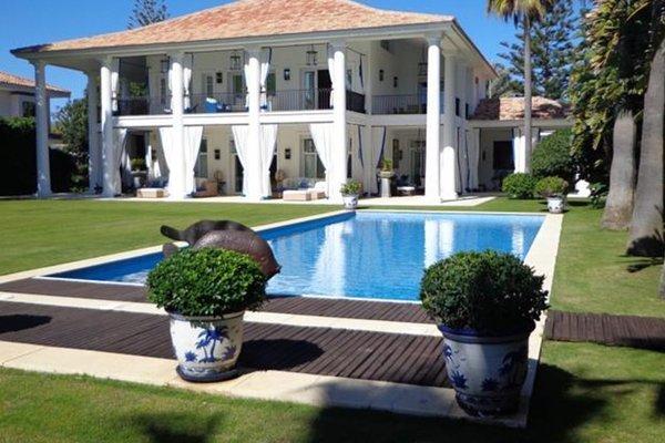 Villa Guadalmina Baja - фото 48