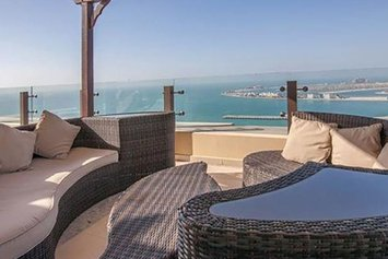 Dubai Holiday Residence - Sadaf 6 Penthouse
