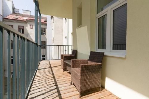 Anyna Apartments Vienna - фото 20