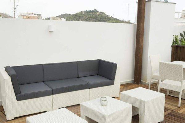 Livin4Malaga Suites Superior - фото 9