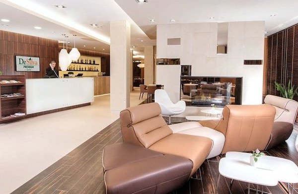 Hotel DeSilva Premium Opole - фото 5
