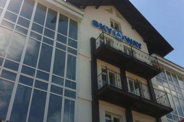 Sky Way Hotel - фото 19