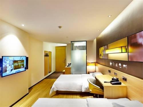 7Days Inn Beijing Chaoyangmen - фото 2