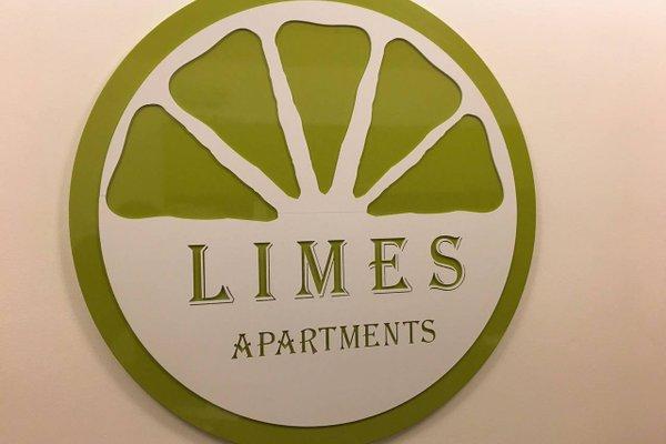 Limes Apartments - фото 16