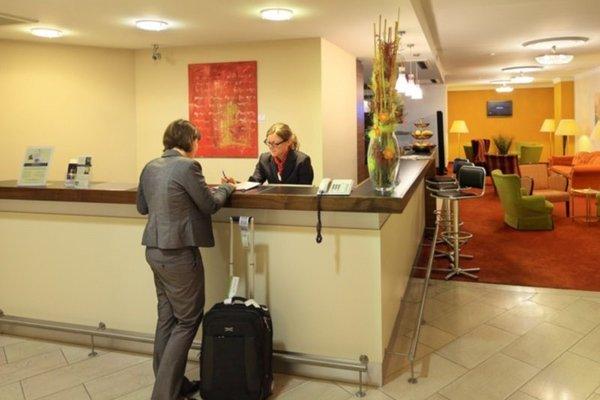 Hotel Alpha Wien - фото 14