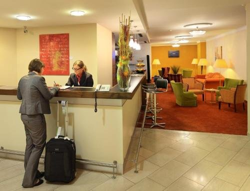 Hotel Alpha Wien - фото 15