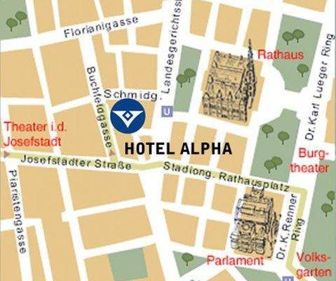 Hotel Alpha Wien - фото 6