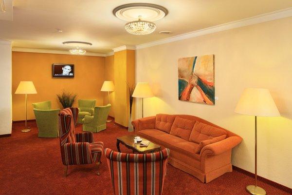 Hotel Alpha Wien - фото 7