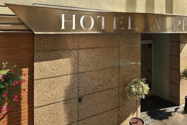 Hotel Alpha Wien - фото 9
