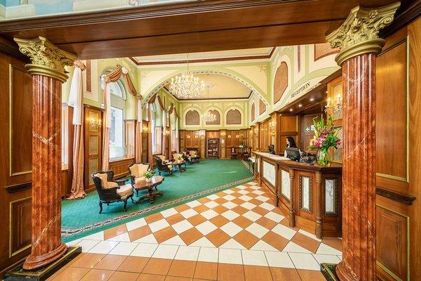 Hotel Bellevue Wien - фото 15