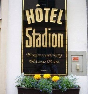 Hotel Graf Stadion - фото 22