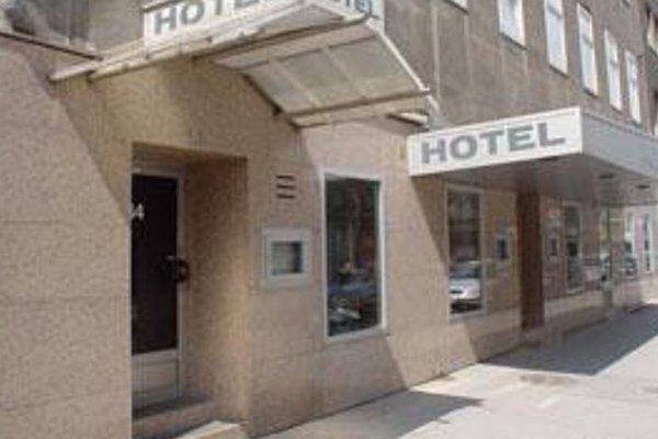 Hotel Cyrus - фото 23