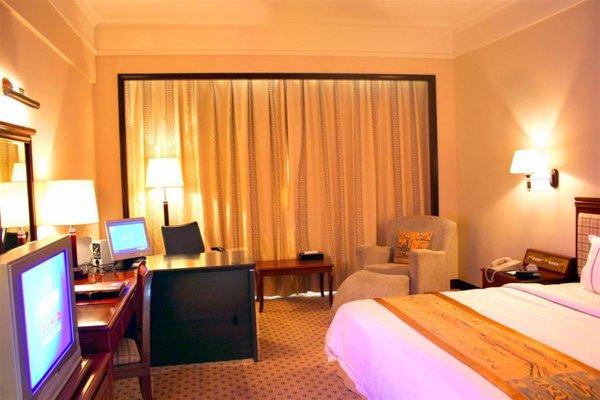 Fangzhong Sunshine Hotel - фото 1