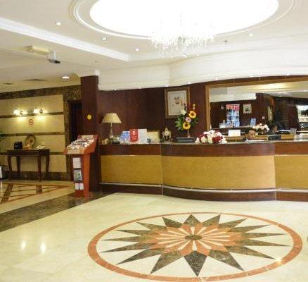 Al Manar Hotel Apartments - фото 16