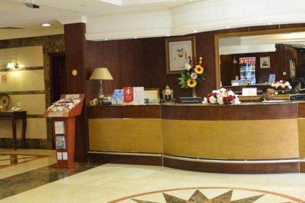 Al Manar Hotel Apartments - фото 17