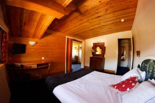 Chalet Hotel Le Collet - фото 1