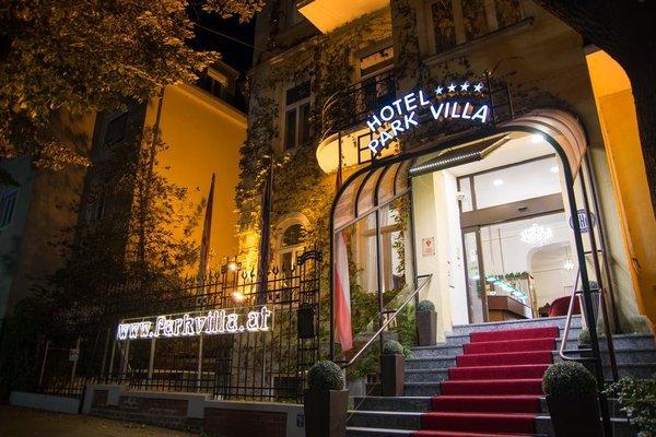 Hotel Park Villa - фото 15