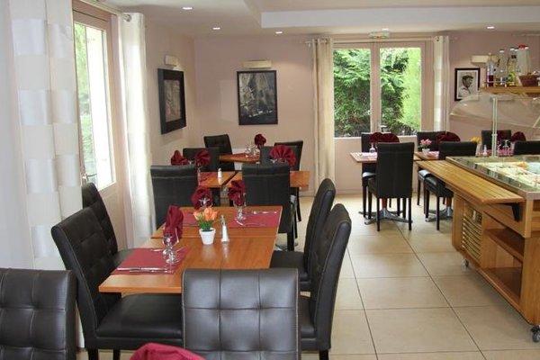 Logis Lhotel Restaurant Antony Verrieres Le Buisson - фото 10