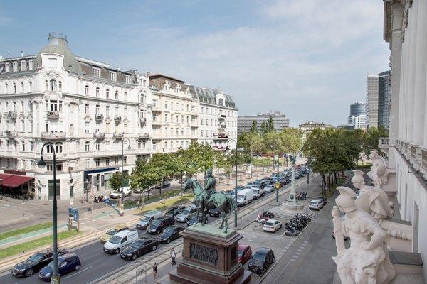 Best Western Hotel Pension Arenberg - Wien Zentrum - фото 28