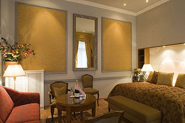 Best Western Hotel Pension Arenberg - Wien Zentrum - фото 12