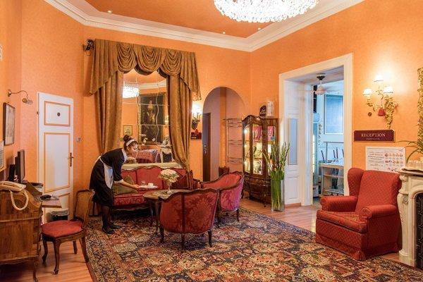 Best Western Hotel Pension Arenberg - Wien Zentrum - фото 18