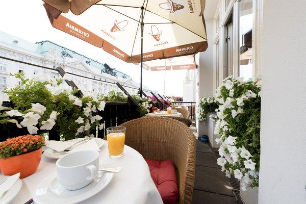 Best Western Hotel Pension Arenberg - Wien Zentrum - фото 21