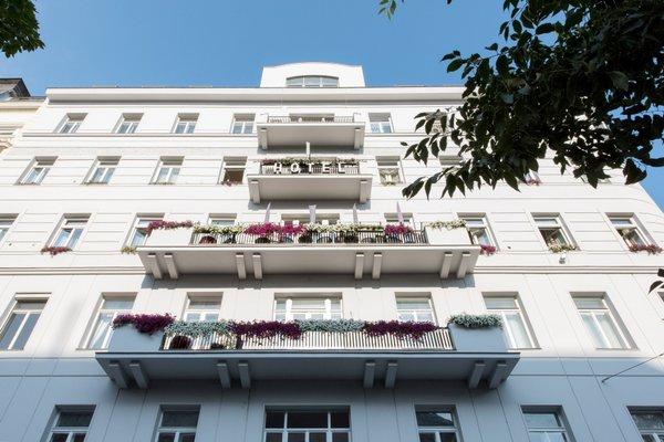 Best Western Hotel Pension Arenberg - Wien Zentrum - фото 22