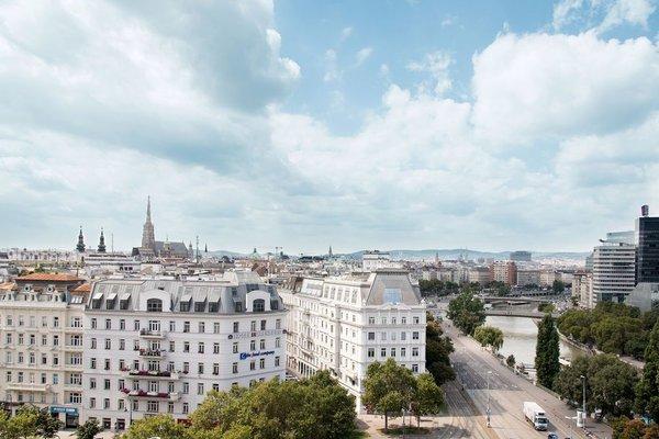 Best Western Hotel Pension Arenberg - Wien Zentrum - фото 23