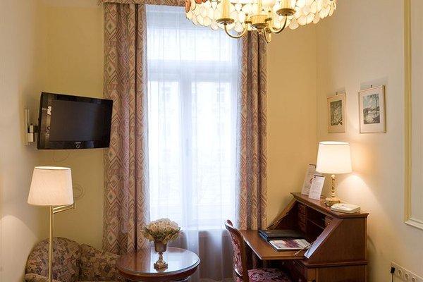 Best Western Hotel Pension Arenberg - Wien Zentrum - фото 4