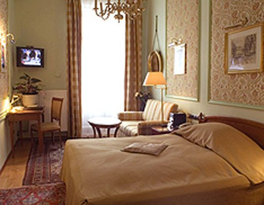 Best Western Hotel Pension Arenberg - Wien Zentrum - фото 6