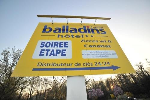 Hotel balladins Vendome - фото 12