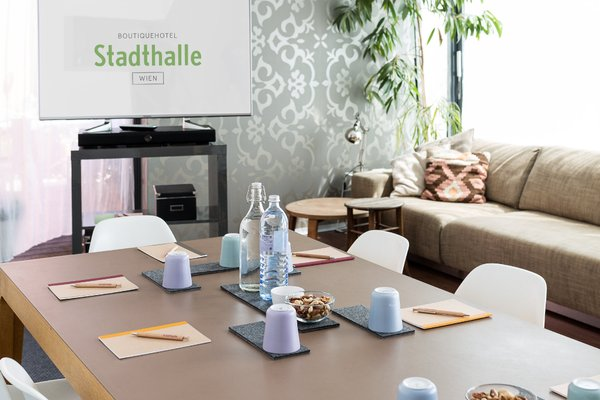Boutiquehotel Stadthalle - фото 4