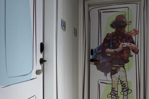 Room007 Ventura Hostel - фото 14