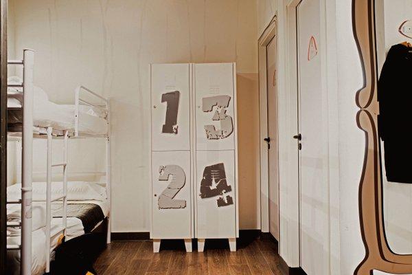Room007 Ventura Hostel - фото 19