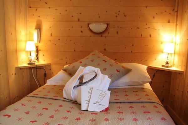 Hotel Auberge Saint Hubert - фото 10