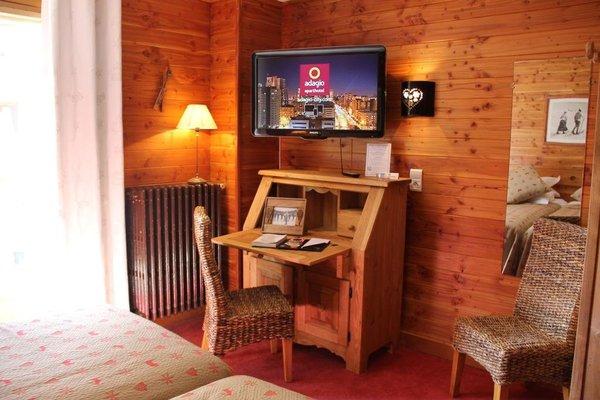 Hotel Auberge Saint Hubert - фото 5