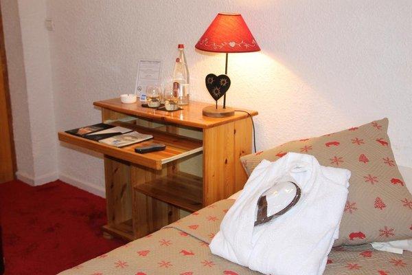 Hotel Auberge Saint Hubert - фото 7