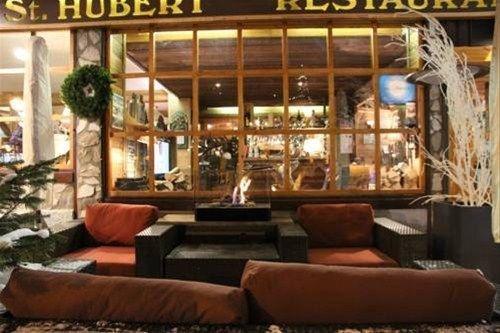 Hotel Auberge Saint Hubert - фото 8