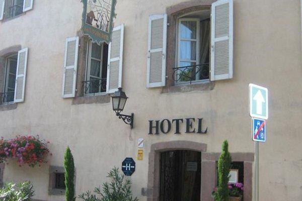 Hotel Berceau Du Vigneron - фото 22