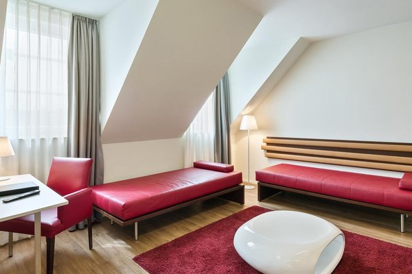 Отель Austria Trend Hotel Beim Theresianum - фото 16