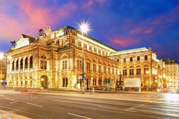Отель Austria Trend Hotel Beim Theresianum - фото 21
