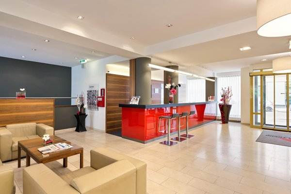 Отель Austria Trend Hotel Beim Theresianum - фото 9