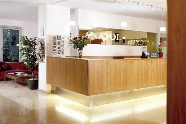 Austria Trend Hotel Anatol Wien - фото 18