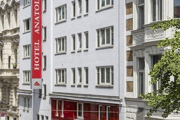 Austria Trend Hotel Anatol Wien - фото 22