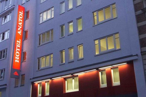 Austria Trend Hotel Anatol Wien - фото 23