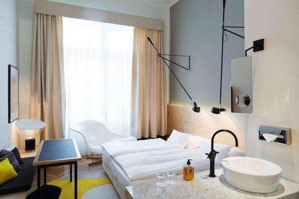 Small Luxury Hotel Altstadt Vienna - фото 1