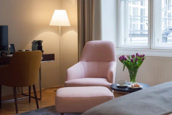Small Luxury Hotel Altstadt Vienna - фото 10