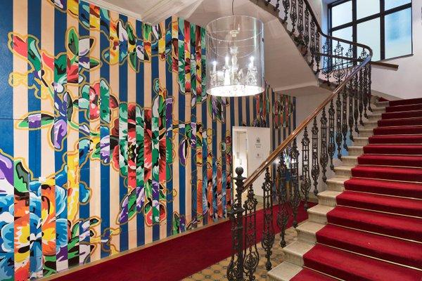 Small Luxury Hotel Altstadt Vienna - фото 17
