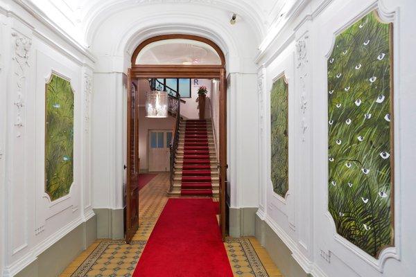 Small Luxury Hotel Altstadt Vienna - фото 18