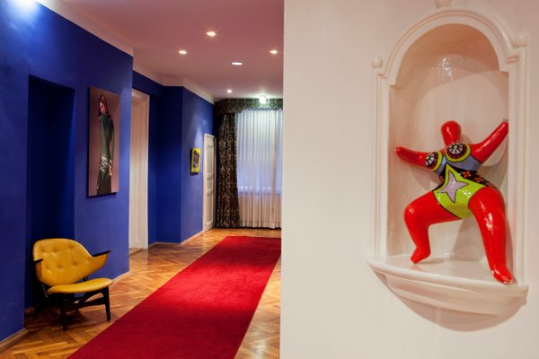 Small Luxury Hotel Altstadt Vienna - фото 19